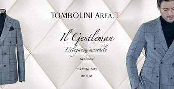 Men's Elegance at Tombolini Area T Fashion Outlet