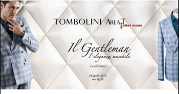 Tutto pronto per lai??i??evento Tombolini Area.T outlet moda