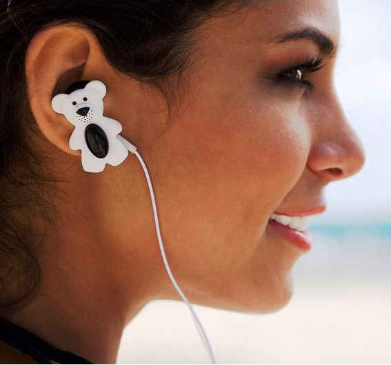 2ME STYLE: Il fashion Earphones