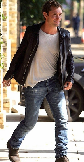 I want Jude Law's jeans
