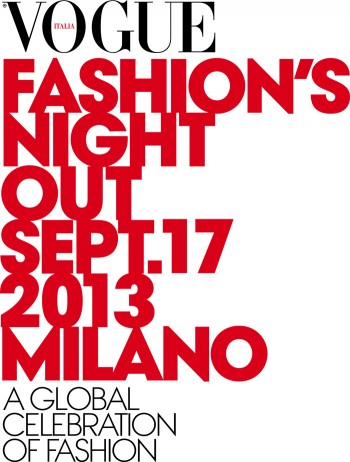 Appuntamento a Milano con la Vogue Fashion Night Out!!