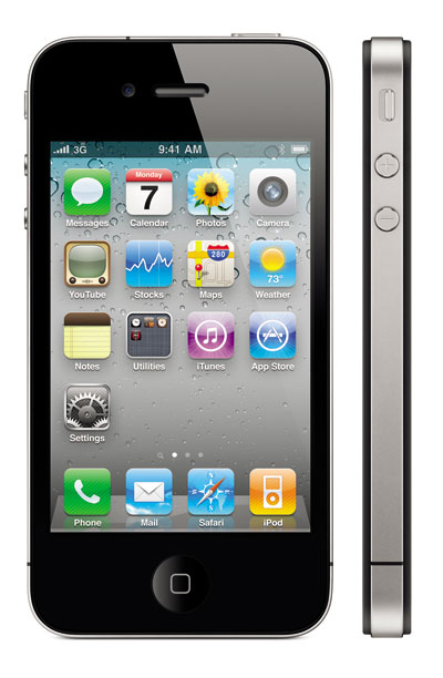 Iphone4…buy online the new Apple jewel!