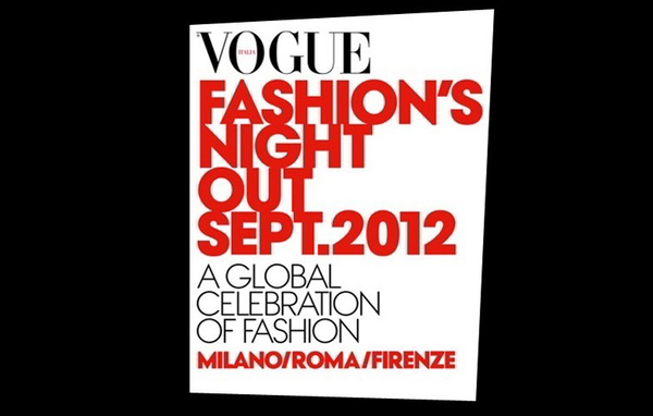 Save the date: Vogue Fashion's Night Out 2012