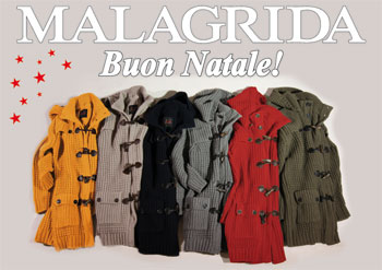 Fantastic Christmas' occasions at Malagrida: many articles at 50% off