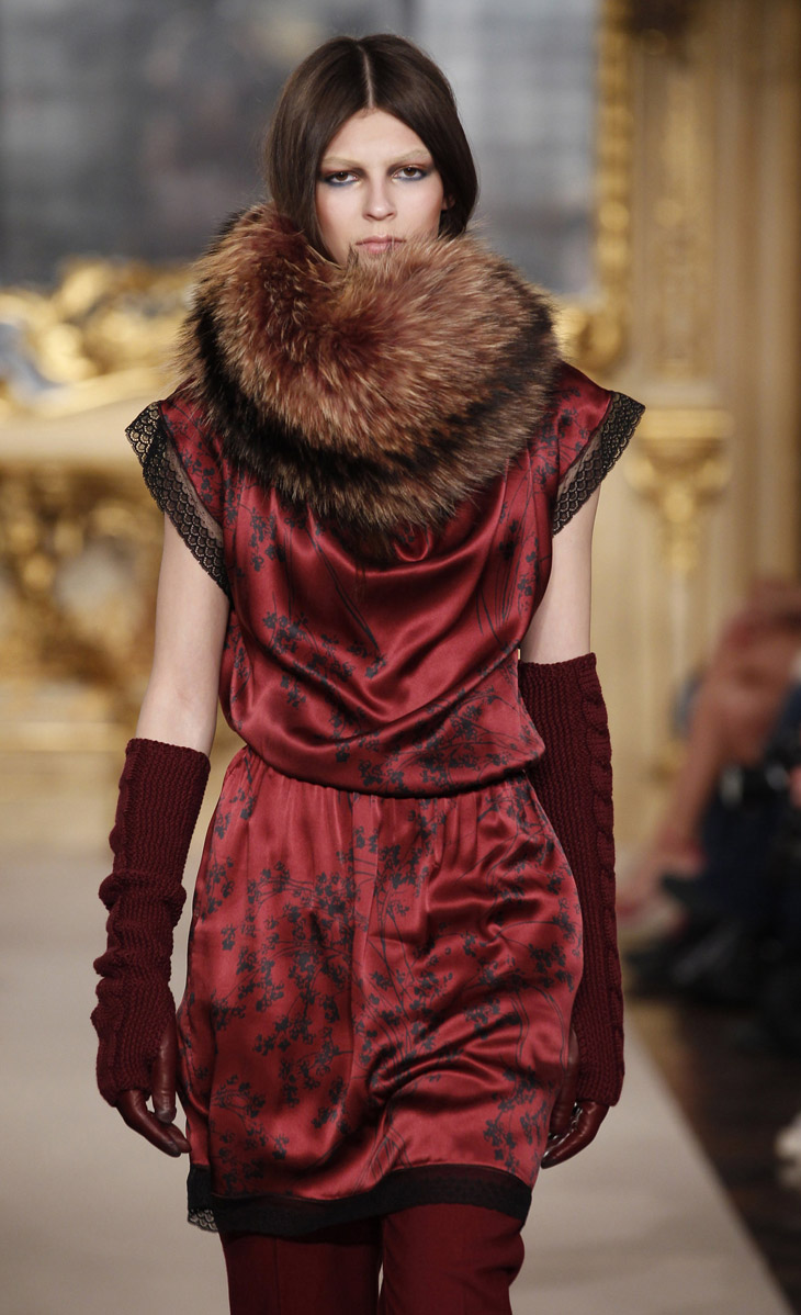 The brand new Massimo Rebecchi F/W collection 2012-2013 presented in Milan