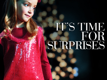 For Christmas dress your kids whith Simonetta's style
