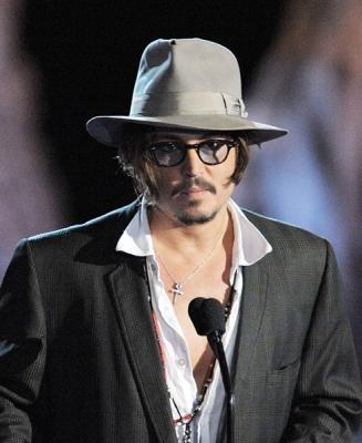 I want Johnny Depp's hat