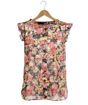 Put a flower in your wardrobe