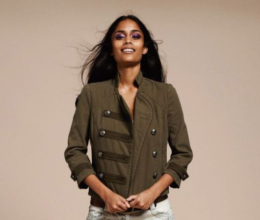 A military chic summer..!