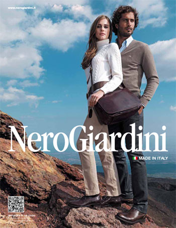 NeroGiardini celebrates Christmas with a 10% off all the collection
