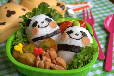 Kung fu Panda or Sushi Panda?